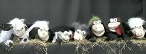 Seitsemän lammasta valloittaa maailman