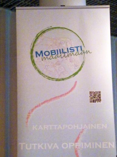Mobiilisto maailmaan -hanke